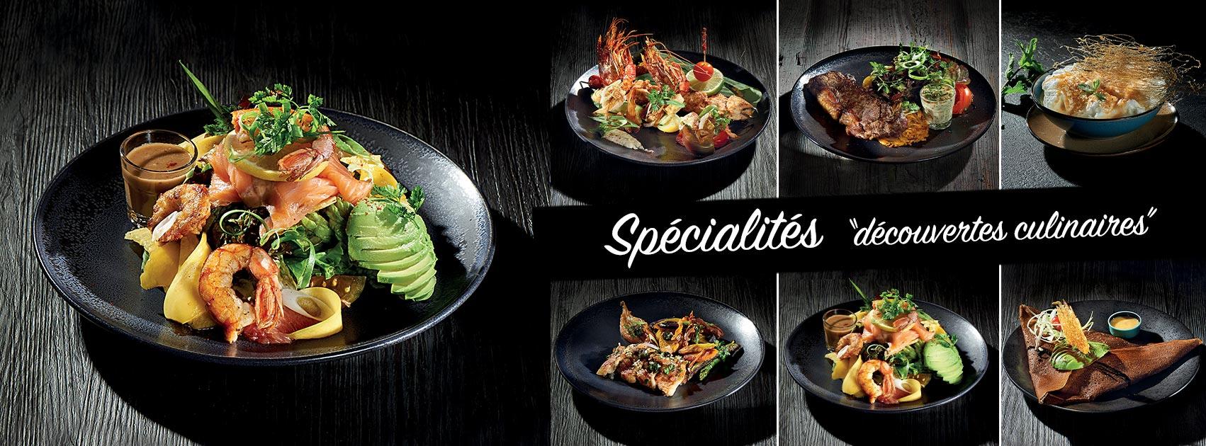 Les spécialités culinaires de La Cabane