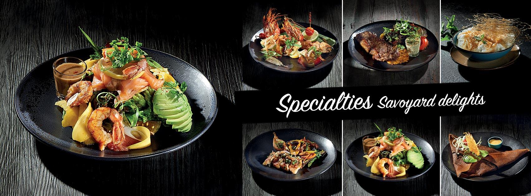 Specialties savoyard delights